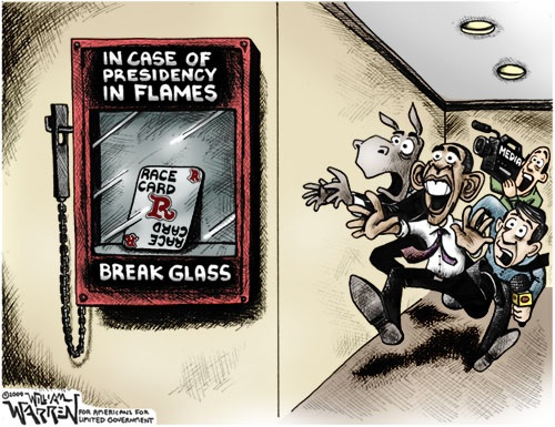break glass obama