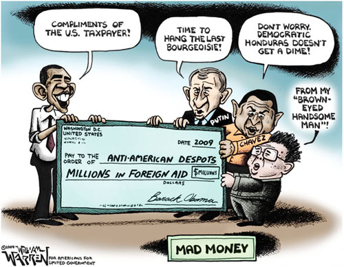 Obama's Mad Money