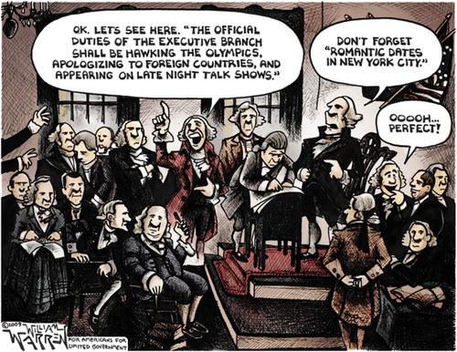 Obama Constitutional Convention